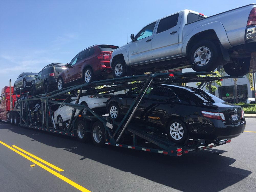 Transporting Your Vehicle Safe And Clean