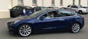 Tesla Starts Model 3 Leasing