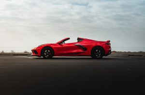 Corvette C8s Are The Objects Of Desire And Perspire For Dealerships